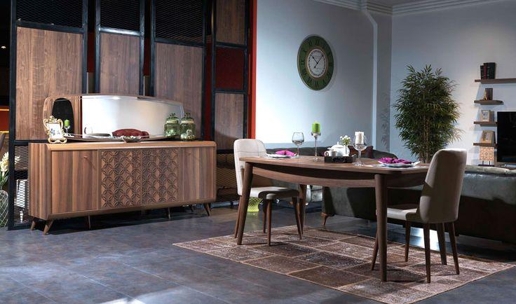 İzmir Yemek Odası her çizgisinde ve detayında mükemmelliğin dokunuşunu bulabileceğiniz çok özel ürün http://www.yildizmobilya.com.tr/izmir-yemek-odasi-pmu6004  #mobilya #home #kadın #dekorasyon #avangarde #populer #bedroom #trend  http://www.yildizmobilya.com.tr/