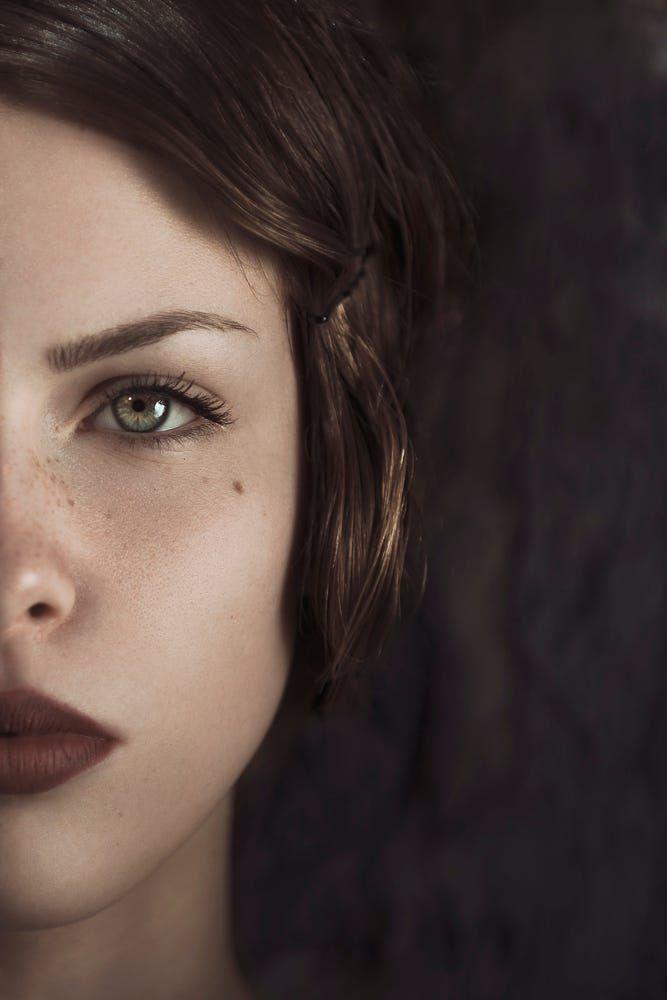 Through her eyes by Sergio Derosas on 500px