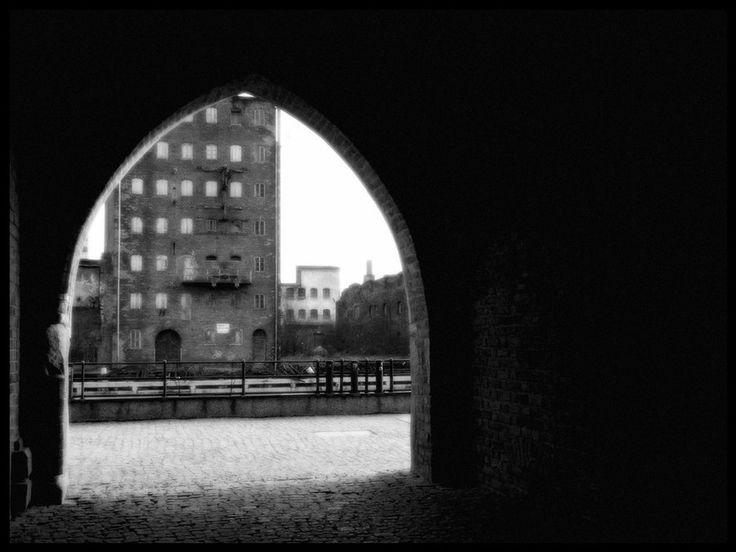 #gdansk #Poland  Anywhere Out of The World by *outskywalker on deviantART (c) Małgorzata Rybakowska