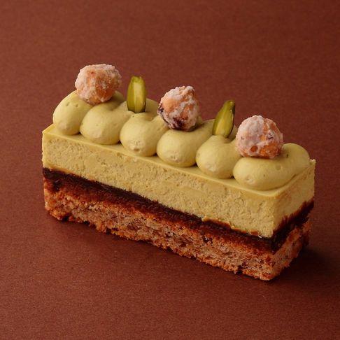 ジャンドゥーヤ ピスタチオ | PASTICCERIA ISOO - 六本木の小さなケーキ屋 パスティッチェリア イソオ