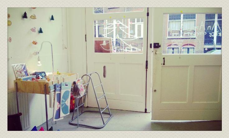 An Apple A Day: Hippe Utrechtse concept store 4 kids - Reuzehip.nl