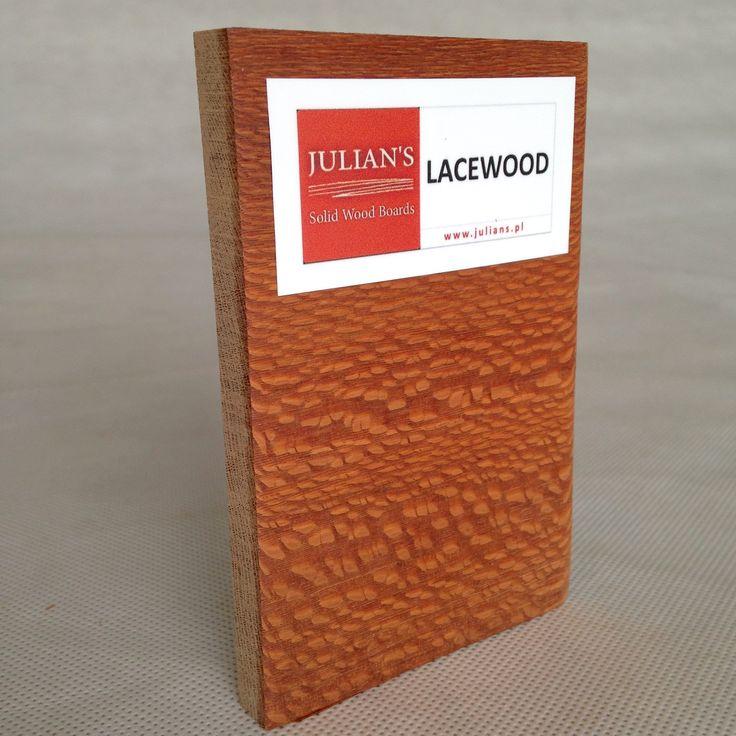 LACEWOOD wood sample