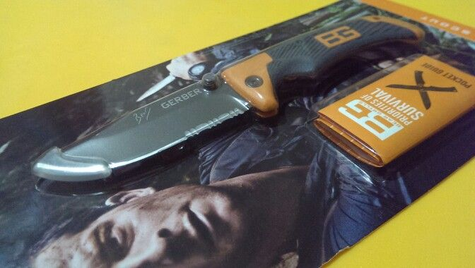 Deal of the Week - Bear Grylls Gerber Scout Knife @ P1450 ( Limited quantity only )