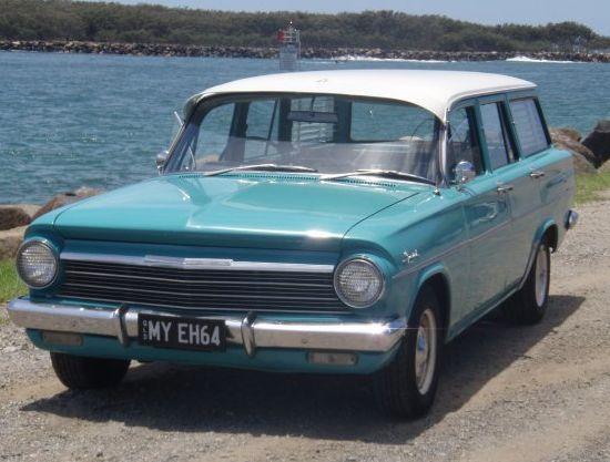 1964 EH wagon