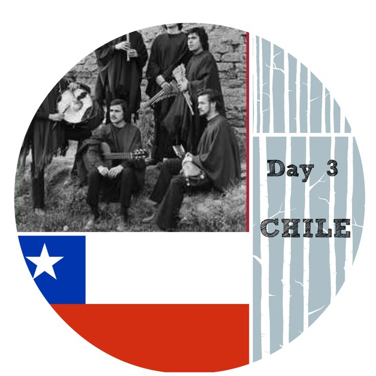 On Day 3, we visit Chile and learn a song by legendary group Inti Illimani.