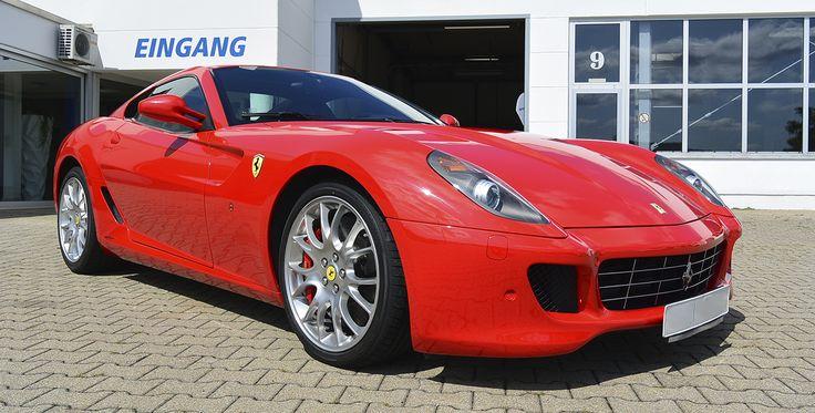 20 Min. Ferrari GTB 599 selber fahren in Bad Dürrheim #PKW #motor #auto