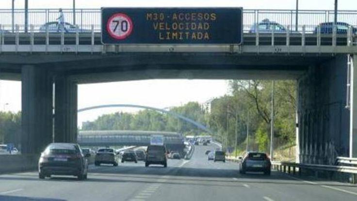 Los residentes de Madrid no podrán aparcar este lunes en la zona SER