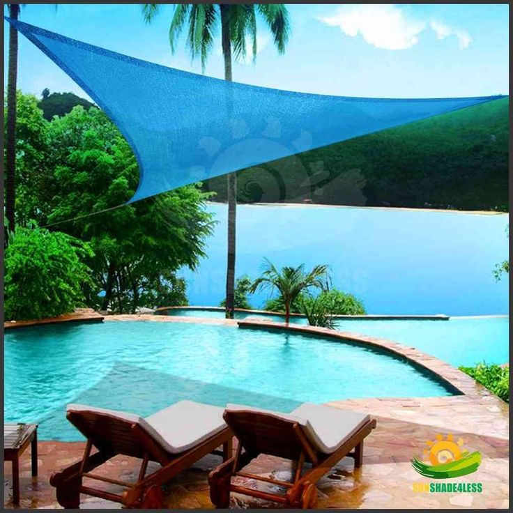 A Patio Shade Sail installation guide, covering the installation of a patio shade sail. Includes conditions, modifications, hardware, and design options.