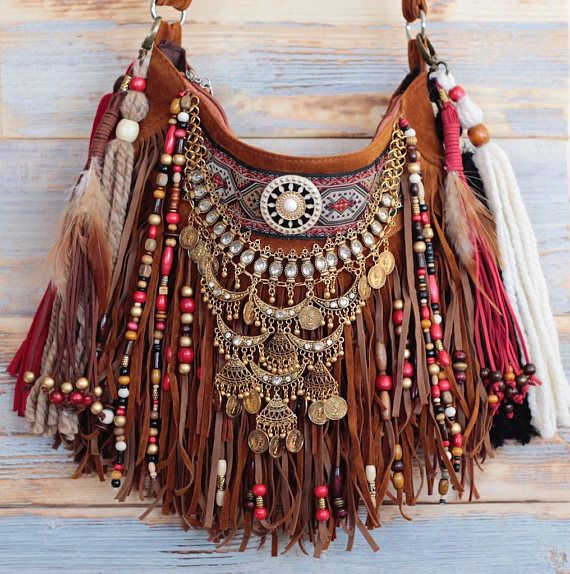 Native american bag festival bag hippie bag boho bag - The latest in Bohemian Fashion! These literally go viral!