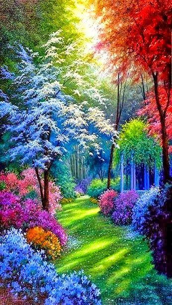 spring in Argentina!!!?