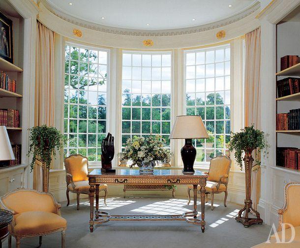Дом в Суррее, Англия Дизайнер Мари-Луиза Шарма