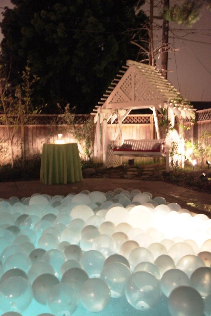 20 best pool party lights images on pinterest pool decks events