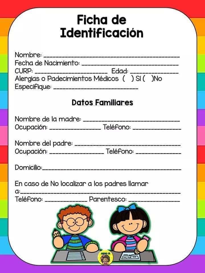 Pin De Ara En Preescolar Imprimibles Para Preescolar