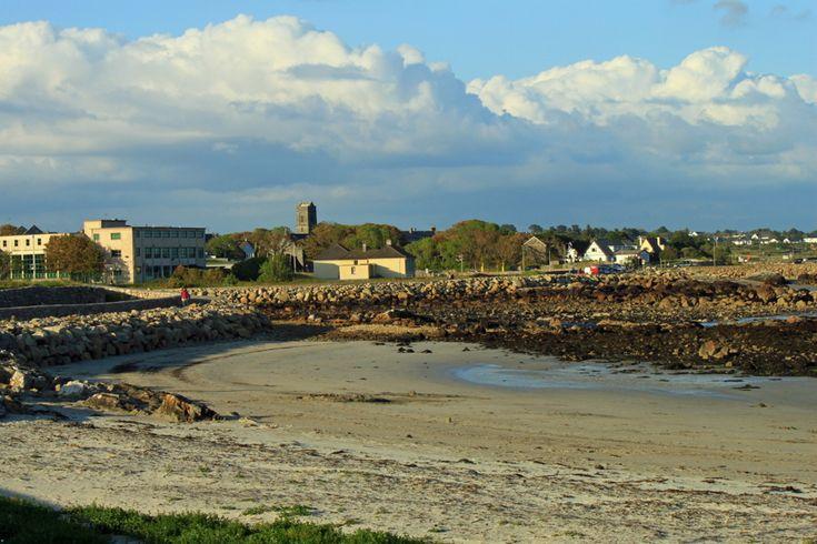 Spiddal Beach, Galway, Ireland.