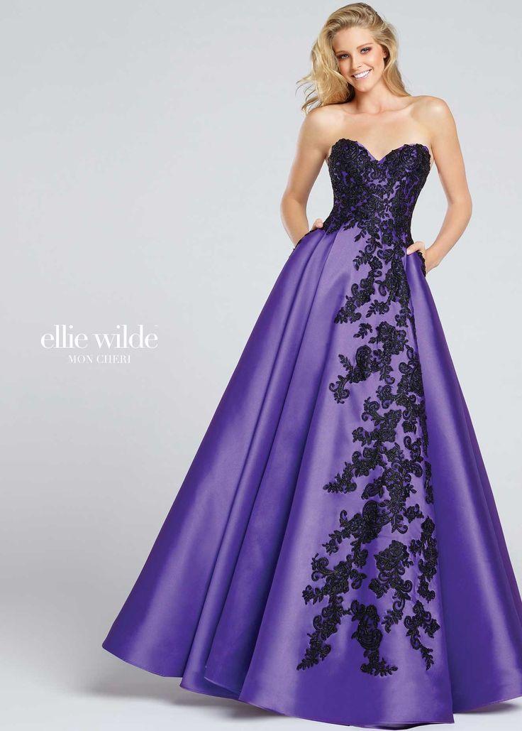 Mejores 242 imágenes de 2017 Prom Dresses en Pinterest | Vestidos ...