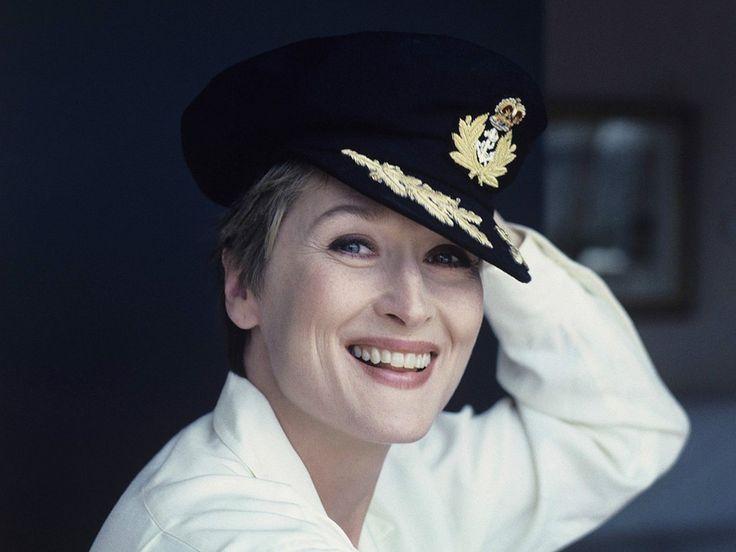 Meryl Streep, 1990 by Brigitte Lacombe