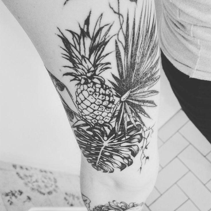 Jungle Tattoo - DixMinets - Strasbourg
