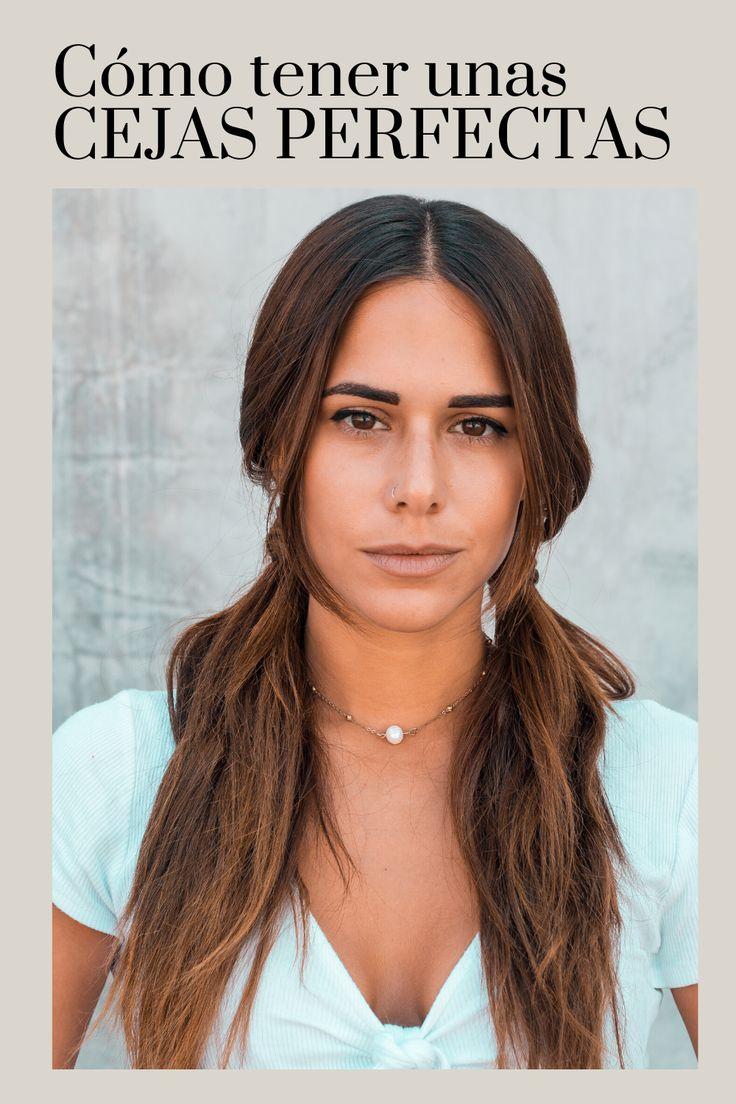 Un video con todos los tips para moldearlas y pintarlas según la forma de tu cara.   #cejas #beauty #eyebrows #ceja #belleza #beauty Pan Integral, Make Up, Ideas, Fashion, Shape, Frases, Home, Perfect Brows, Fur