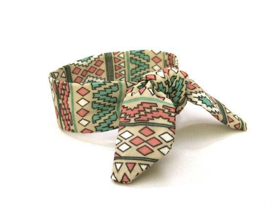 Aztec Bun Tiara Bun Wrap Bun Crown Top Knot Twist by PoePoePurses