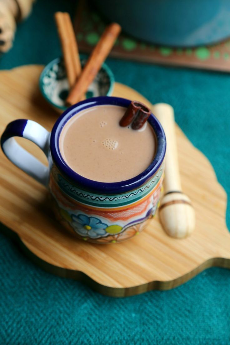How to make Champurrado  Mexican recipes. Christmas drinks.  by Vianney Rodriguez / Sweet Life Bake  #mexicanfood