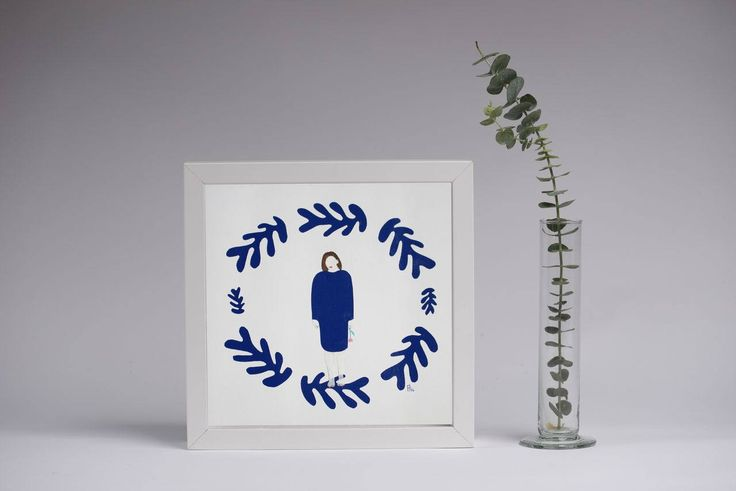 Hommage á Matisse series by HANIKOproduct on Etsy