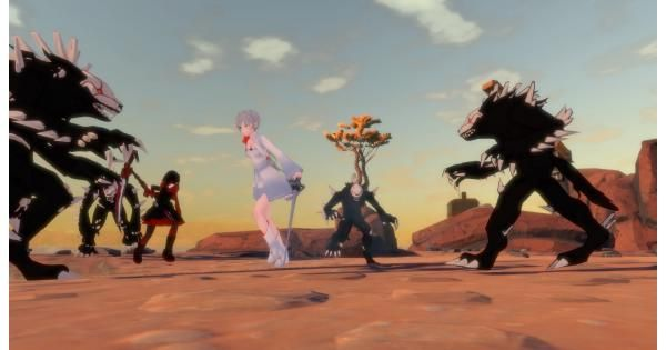 RWBY: Grimm Eclipse Game Review