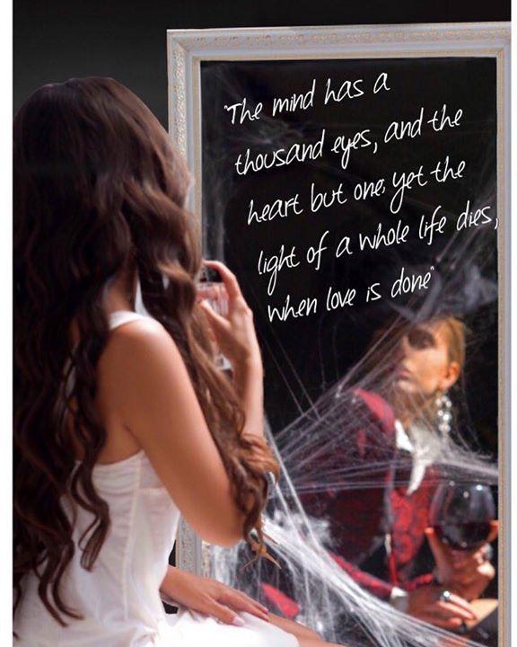 Όταν η αγάπη ... When love is done #feelings #emotions #sayings #photography #blogger #blog #igers #love #mind #love #mirror #im #poetry #books http://ift.tt/29jaeaV