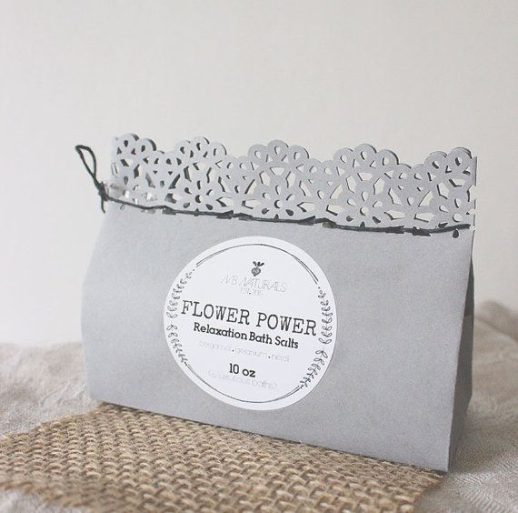 Flower Power is a #vibrant blend of bergamot, #geranium and neroli. #Soak with this blend and allow it to transport you to a sweet, #summer flower #garden from the comfort of your bathtub.