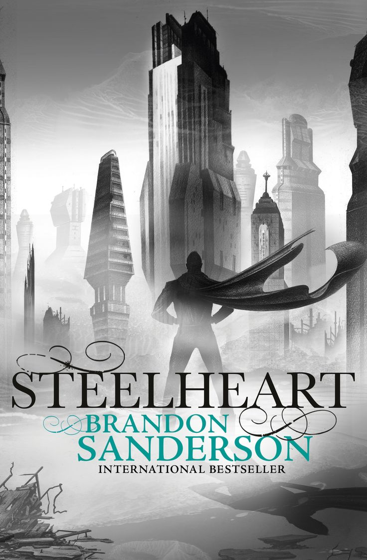 20 best books to read images on pinterest books to read libros steelheart by brandon sanderson books fandeluxe Images