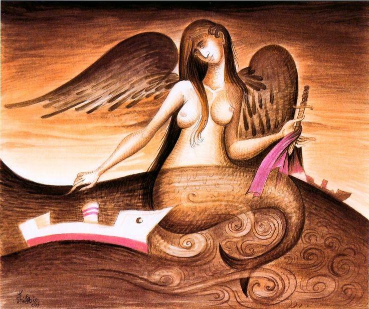 artwork by George Kordis