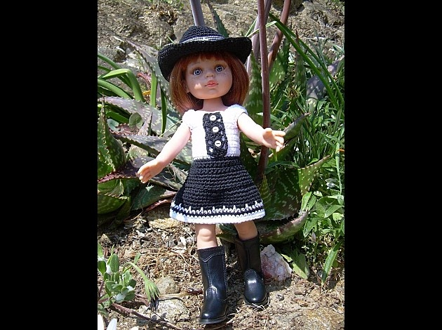 Les Cheries: Les Cheries, Dolls Clothing