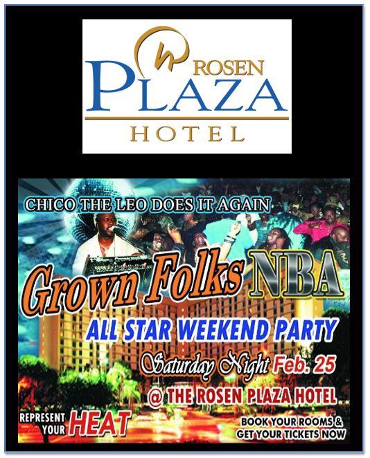 nba all star party | NBA AllStar Skate Jam Celebrity Jam at Semoran Skateway 11pm