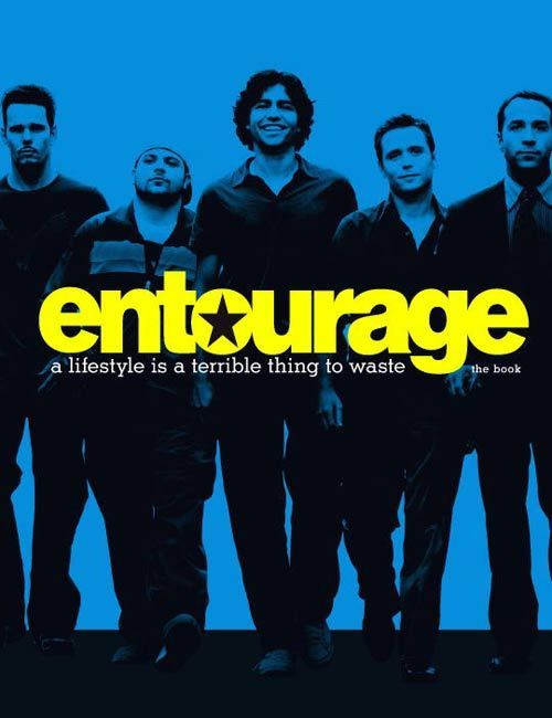 Got hooked on #entourage this past year