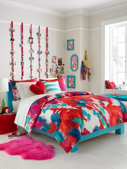 teen vogue bedding #BedroomDecorIdeas | Habitacion
