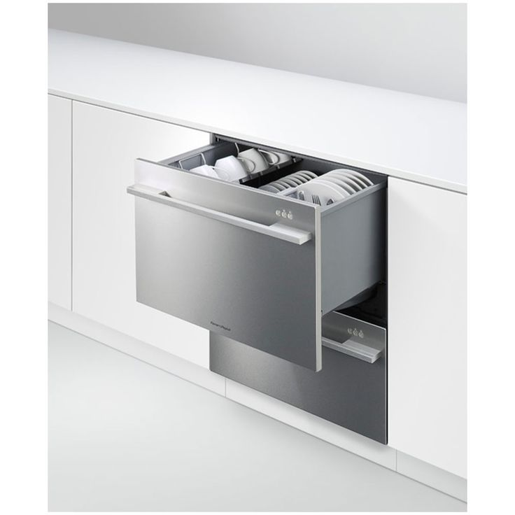 £1025 double drawer integrated dishwasher. Fisher & Paykel DD60DDFHX7