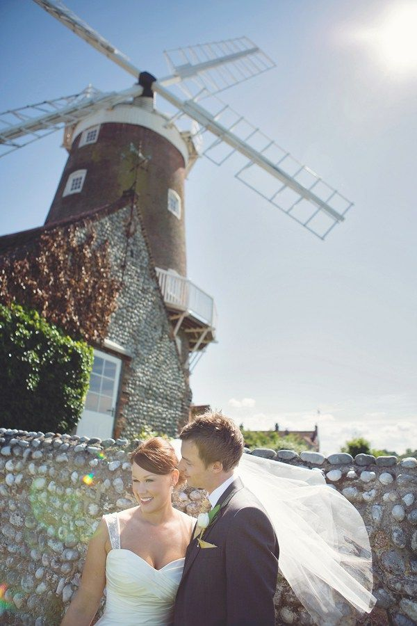 wedding packages western australia%0A Cley Windmill Wedding