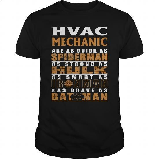 HVAC MECHANIC - BATMAN - #graphic hoodies #hooded sweatshirt dress. GET YOURS => https://www.sunfrog.com/LifeStyle/HVAC-MECHANIC--BATMAN-Black-Guys.html?60505