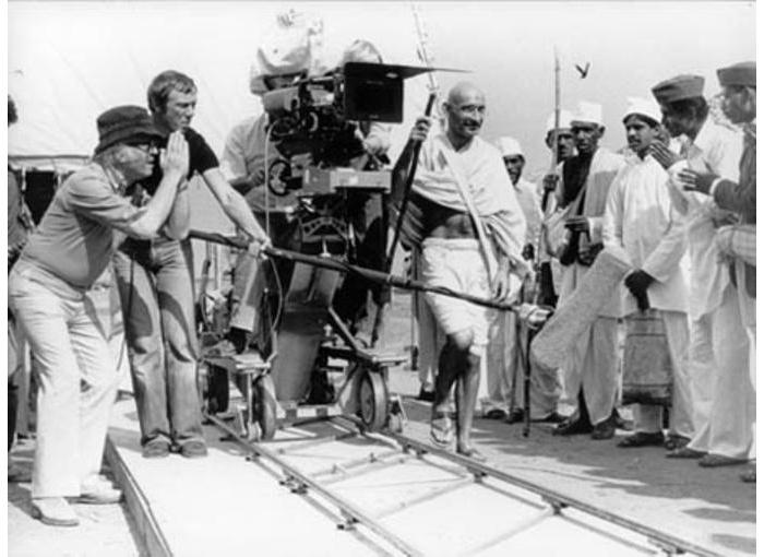 Gandhi Film Summary & Analysis