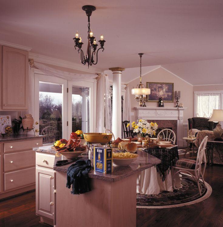 Victorian Kitchen Floor: 499 Best Images About Kitchen Floor Plans On Pinterest