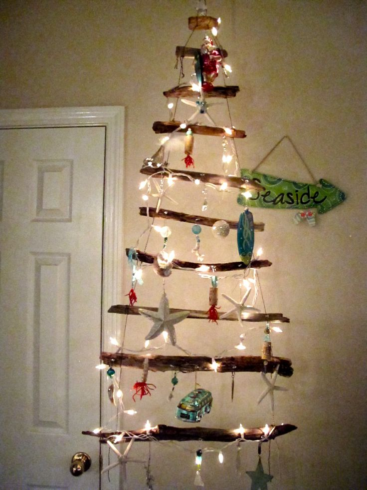 17 Best Images About Coastal Christmas Crafts On Pinterest