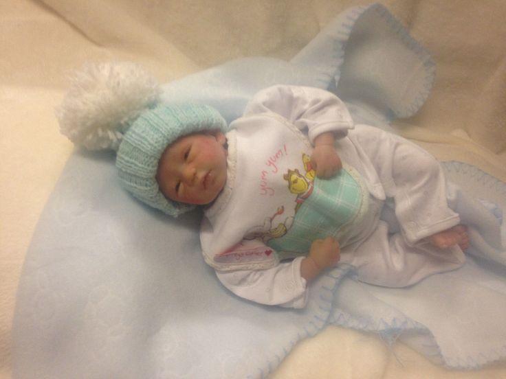 "Reborn baby "" Carter "" Seraphina Kit by Akie Yamada! Tiny 13"" PREEMIE Realistic | eBay"