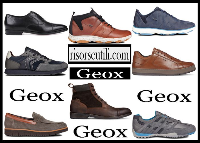 Men Men's 2019 WinterFor 2018 Geox New Shoes Fall Arrivals RAj5c4qL3