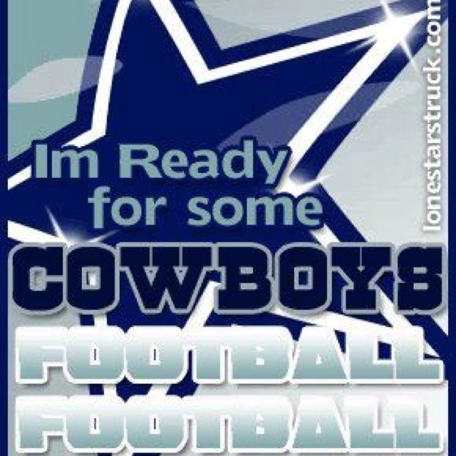 Ready for some Cowboys football..#wearingmyjersey #sippingadrink #howwedo
