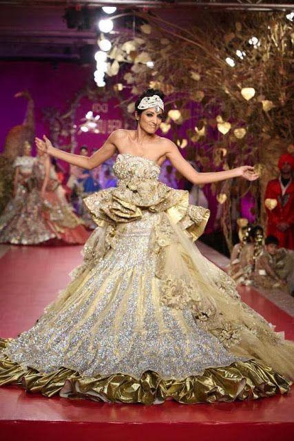 #RituBeri #Bridal Designer #Lehenga