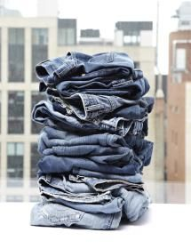 Stack of Jeans - Shana Novak / The Image Bank / Getty Images