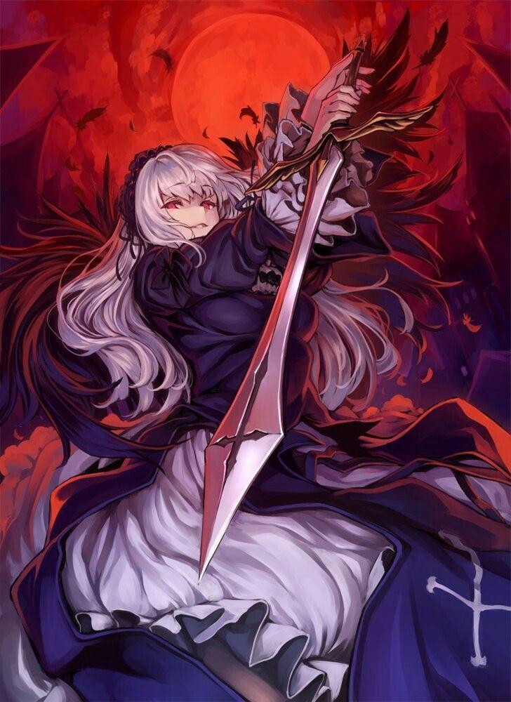 Suigintou (Rozen Maiden)