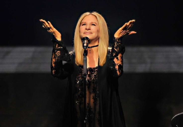 Barbra on tour in San Jose, CA - Aug. 4, 2016