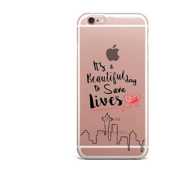 Grey's Anatomy Phone Cases – Multifandom Shop   Phone cases, Greys ...