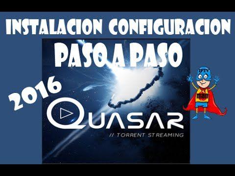 2016 ADDON QUASAR / KODI / INSTALACION CONFIGURACION - PASO A PASO - YouTube