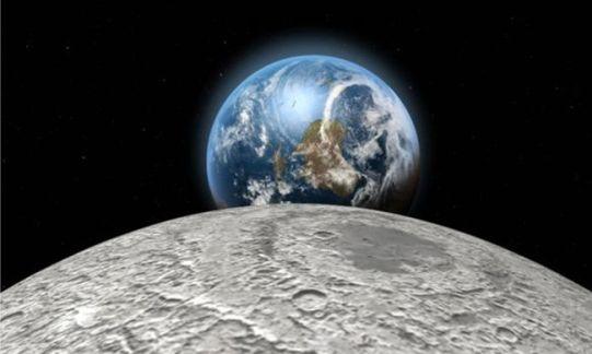 Μία ιδέα: Σελήνη, η άγνωστη σύντροφος της γης.